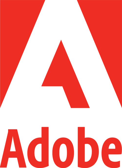 Link to sponsor page for Adobe