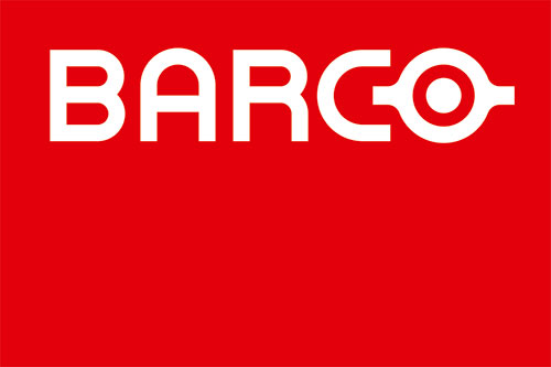 Link to sponsor page for Barco