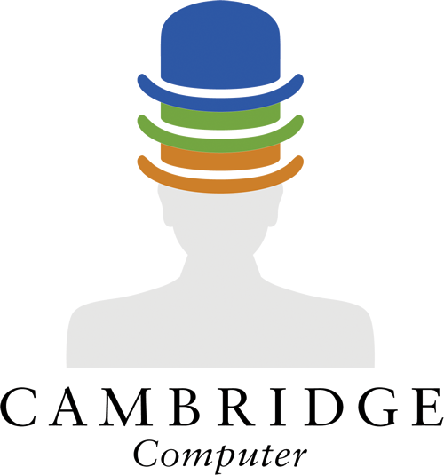 Link to sponsor page for Cambridge Computer