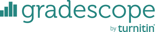 Link to sponsor page for Gradescope by Turnitin